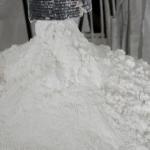 Precipitated calcium carbonate (PCC)