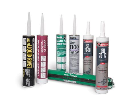 CC series for sealant & adhesive